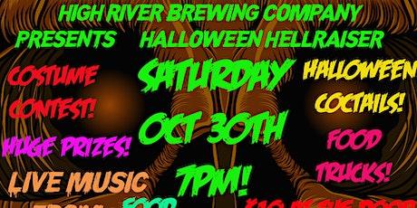 Halloween Hellraiser! tickets