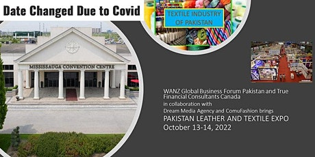 WANZ Global Pakistan Leather & Textile Expo tickets
