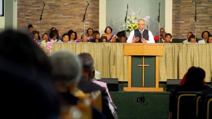 Atherton Baptist Church Sunday Service • 10/17/21 image