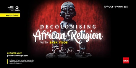 Decolonising African Religion tickets