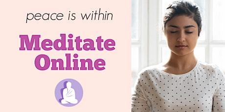 Meditation Online Course - Jangama Meditation Tickets
