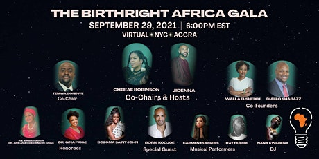 The Birthright AFRICA Gala tickets