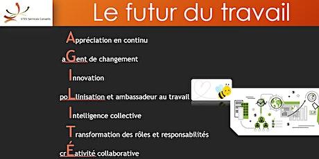 Conférence sur le futur du travail billets
