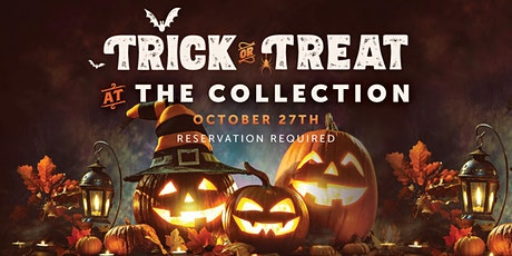 Trick or Treat at The Collection tickets