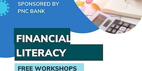 Bank on it - Financial Literacy Workshop tickets