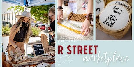 R Street Marketplace tickets