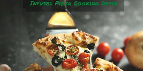 Infused Pizza Cooking Demo tickets