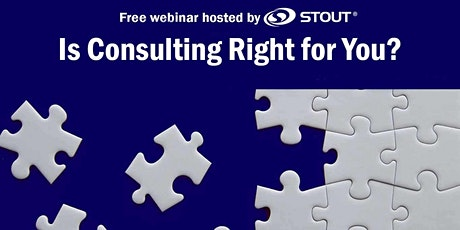 Is Consulting Right for You?(Free Webinar) tickets