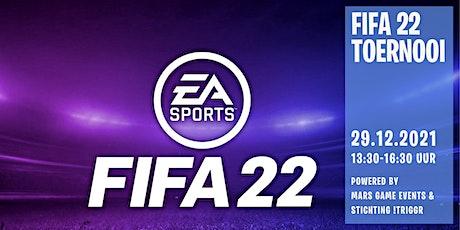 FIFA 22 toernooi tickets