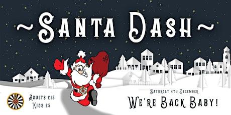 Saddleworth Santa Dash 2021 tickets