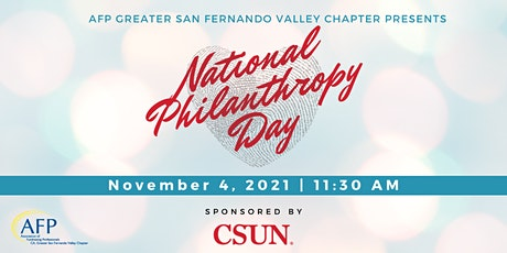 2021 National Philanthropy Day tickets