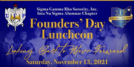 INS Alumnae Chapter—Sigma Gamma Rho Sorority, Inc. Founders' Day Luncheon! tickets