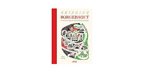 Boeklancering Reisgids Borgerhout tickets