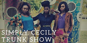 Simply Cecily Trunk Show Tour