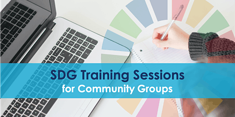 SDG Training Sessions for Community Groups tickets