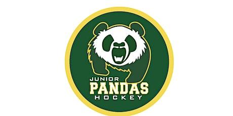 Junior Pandas U13 ID Skate tickets