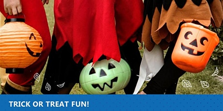 Trick or Treat Fun!  (3:30 to 4:30pm) tickets