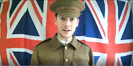 WW1 Remembrance Webinar 11/11/21 tickets