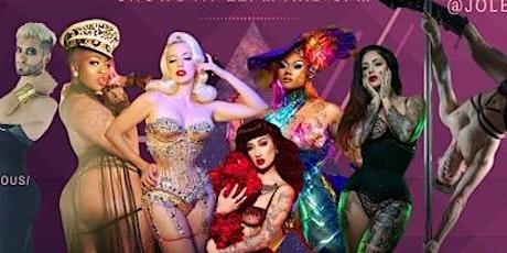 Sunday Brunch Drag Variety Show @ Jolene's! 3:30PM - 5:30 SEATING tickets