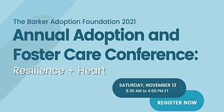 Barker's 2021 Annual Adoption & Foster Care Conference tickets