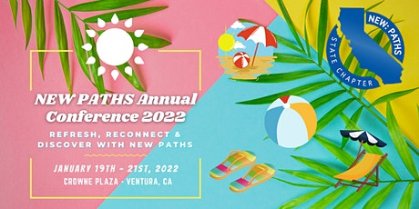 2021 NEW PATHS Annual Conference tickets