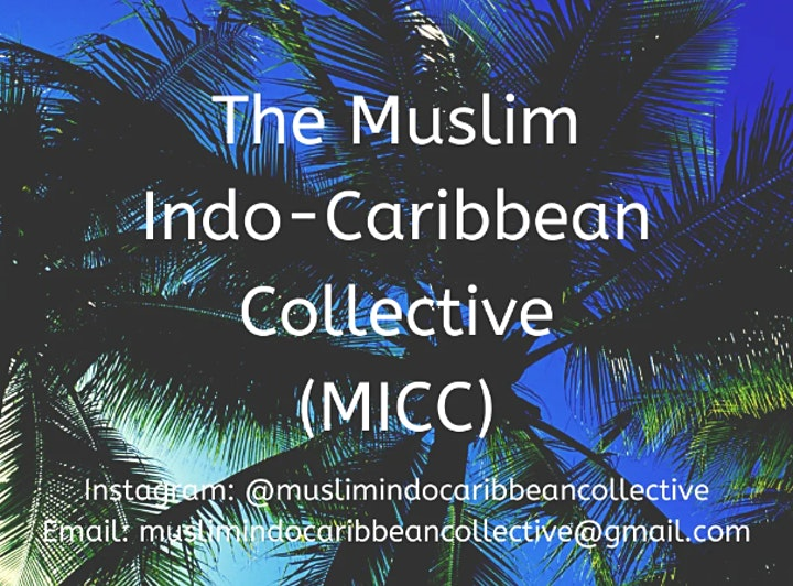 Muslim Indo-Caribbean Heritage Day Event (October 11, 2021) image