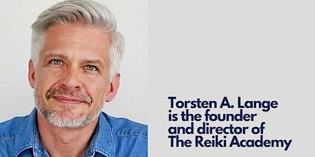 The Reiki Revolution - one day workshop with Reiki Master Torsten A. Lange tickets
