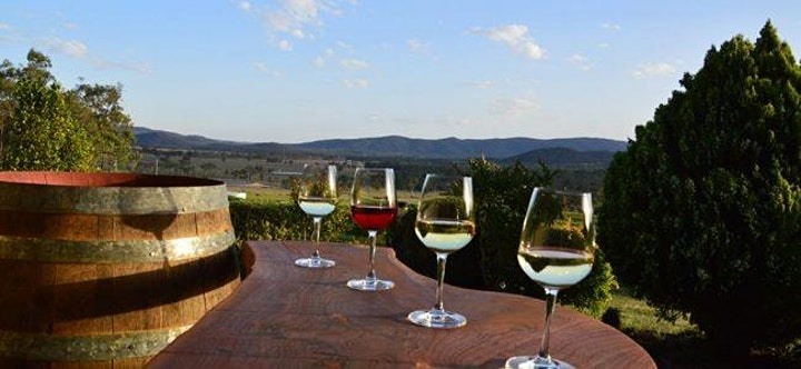 Maleny Montville Food & Wine Tour for 1 couple exclusive. $490 Deposit $100 image