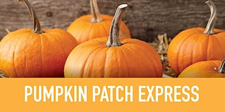 The Pumpkin Patch Express tickets