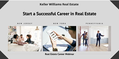 Real Estate Career Webinar - How to start a Career in Real Estate tickets