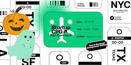 Startup CPG San Francisco Meetup - October tickets