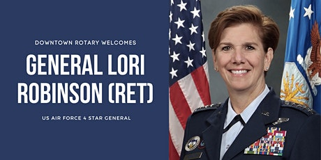 Highest-ranking Woman In US Military History Veterans Luncheon Speaker tickets