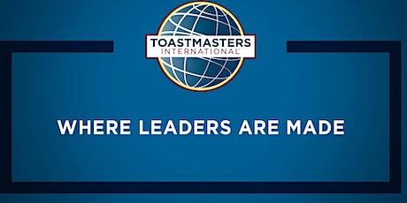 Sunshine Toastmasters Meeting tickets