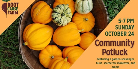 End of Harvest Celebration and Potluck tickets