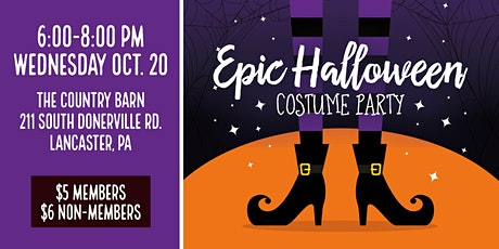 Epic Halloween Costume Party tickets