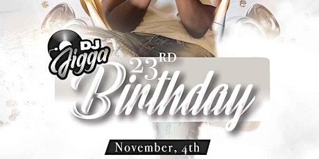 DJ JIGGA 23rd BIRTHDAY BASH tickets