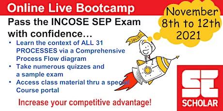 INCOSE SEP Exam Preparation Course tickets