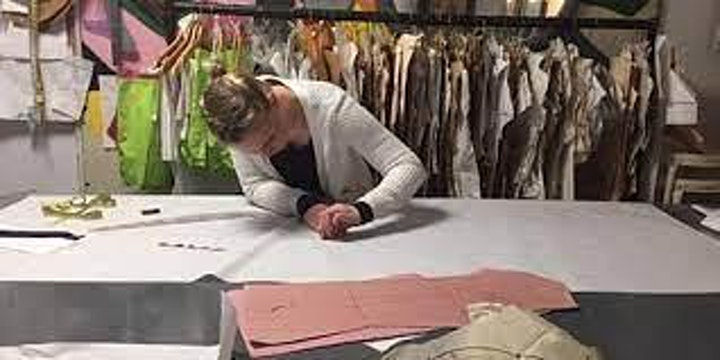 Sewing  / Pattern drafting Group Classes image