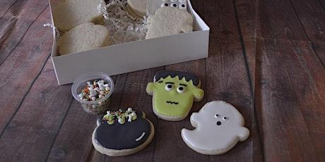 Halloween Cookie Kit tickets