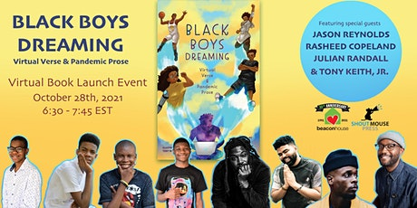 Black Boys Dreaming Book Launch tickets