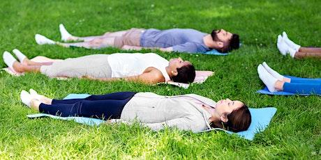 Vibration Breathwork at Roxbury Park Beverly Hills tickets