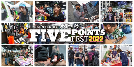 Five Points Festival tickets