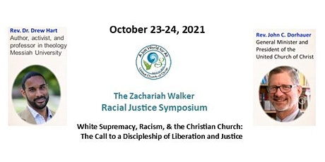 The Zachariah Walker Racial Justice Symposium tickets