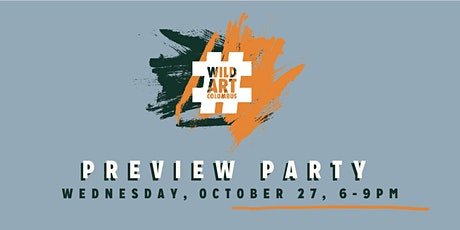 Wild Art Columbus Preview Party tickets