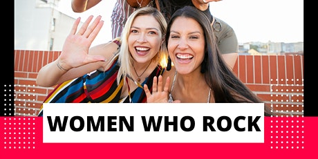 WOMEN WHO ROCK WORKSHOP IN SARASOTA FLORIDA tickets