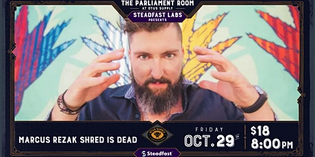 Marcus Rezak Shred is Dead wsg Detroit Dead tickets