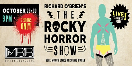 The Rocky Horror Show  |  10.30.2021 tickets