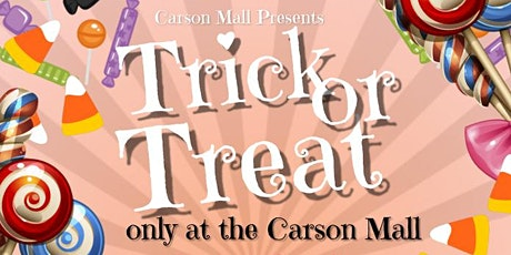 Trick-or-Treat in the Carson Mall tickets