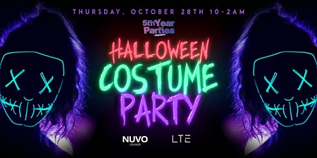HALLOWEEN COSTUME PARTY | UO, CU & AC's Official 2021 Halloween Event tickets