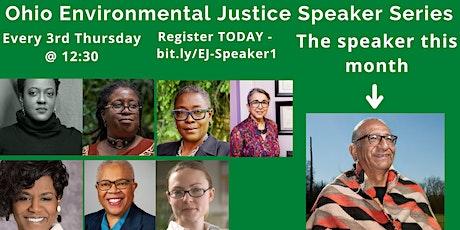 Ohio Environmental Justice Speaker Series biljetter